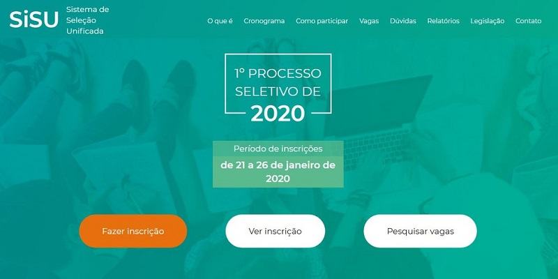 Como se Inscrever no SISU 2021