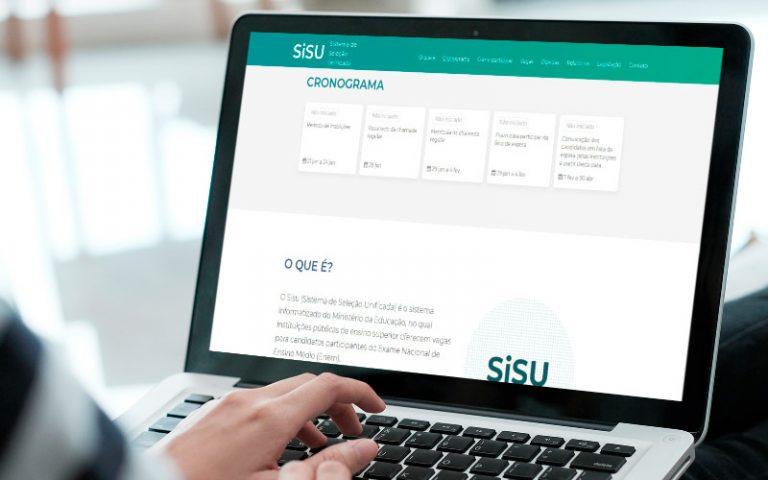 SISU Página do Participante 2021