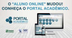 Portal do Aluno UNAMA 2022