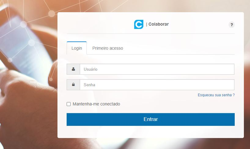 Portal UNOPAR Colaborar