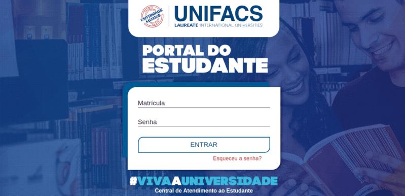 Como Acessar o Portal UNIFACS